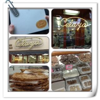 dulceria celaya