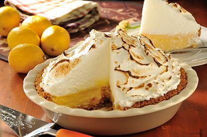 pay helado de limón