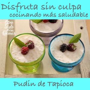 PUDIN TAPIOCA