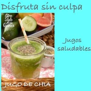 JUGO DE CHIA