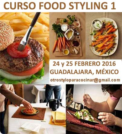 anuncio curso food styling