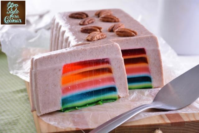 gelatina de arco iris y nuez copy